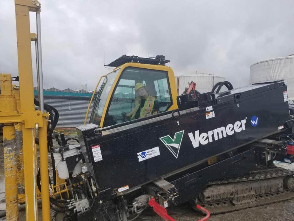 Top Vermeer construction equipment