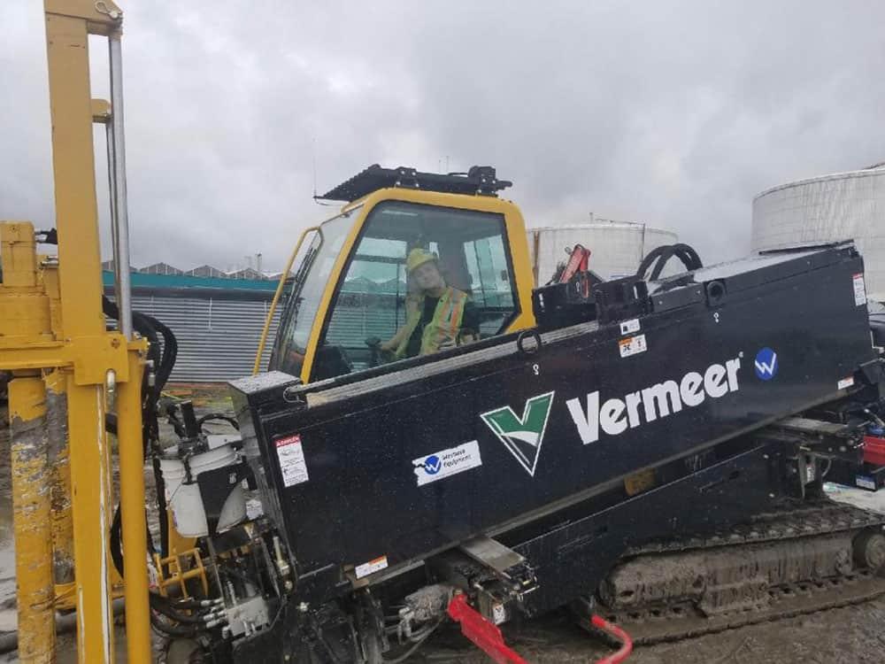 Top Vermeer construction equipment